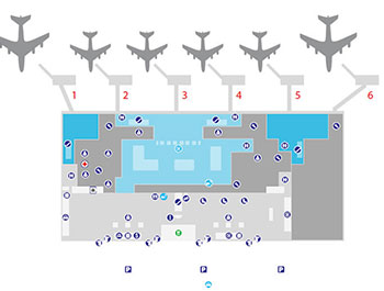 Terminal Ground Floor