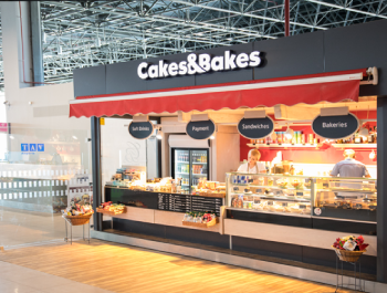 Cakes & Bakes on Departures