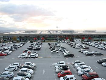 Hapësira e parkimit