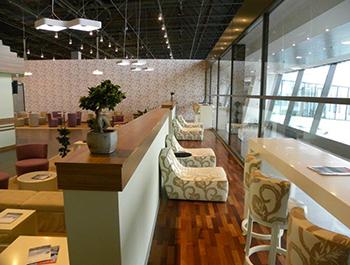 """primeclass"" Business Lounge"