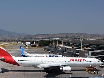Развој на мрежа на авиолинии